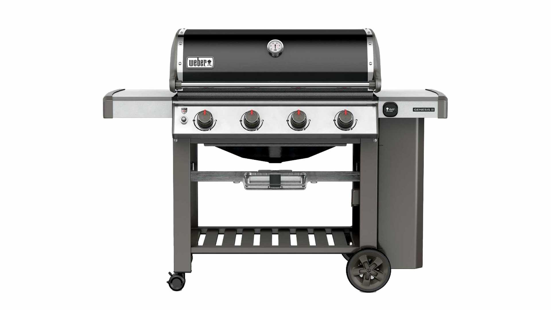 immagine in evidenza della pagina Barbecue Weber Genesis 2 E410 black