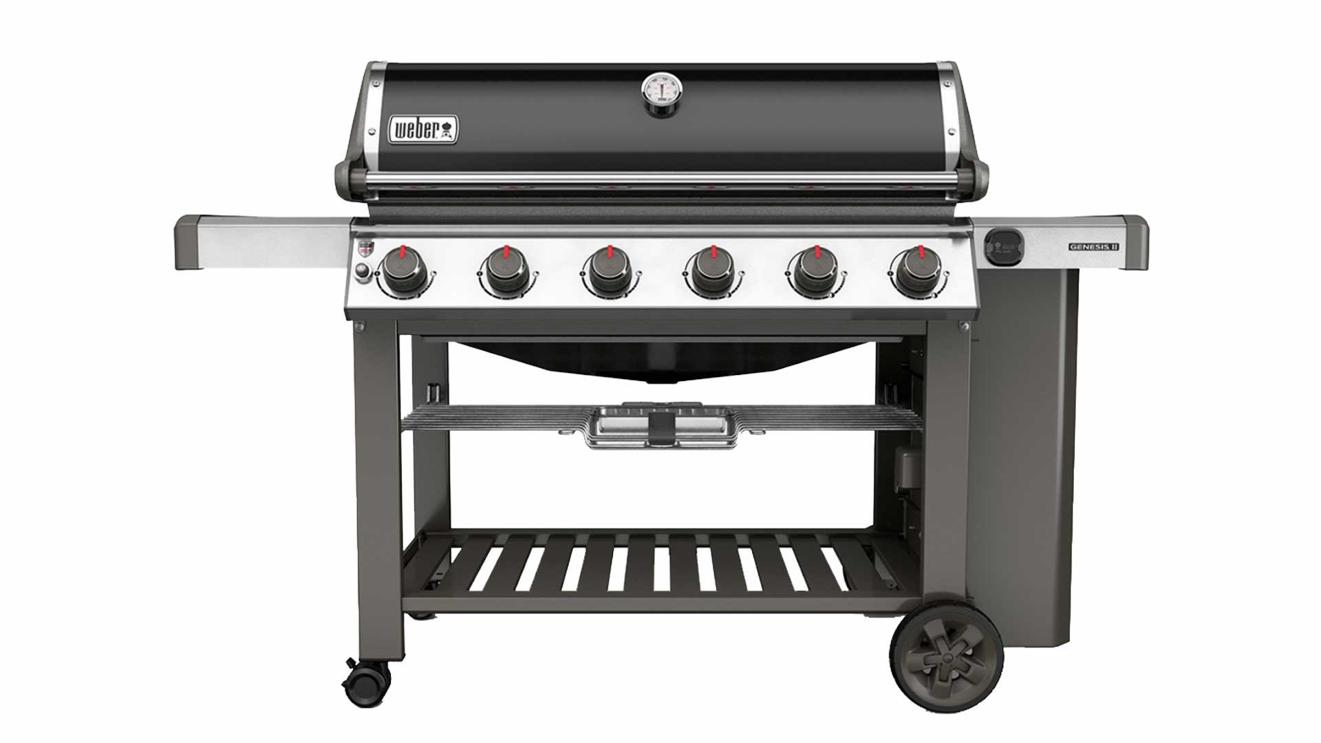 immagine in evidenza della pagina Barbecue Weber Genesis 2 E610 gbs black