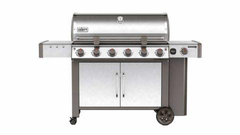 immagine del prodotto Barbecue Weber Genesis 2 LX S-640 GBS Gas Grill Inox