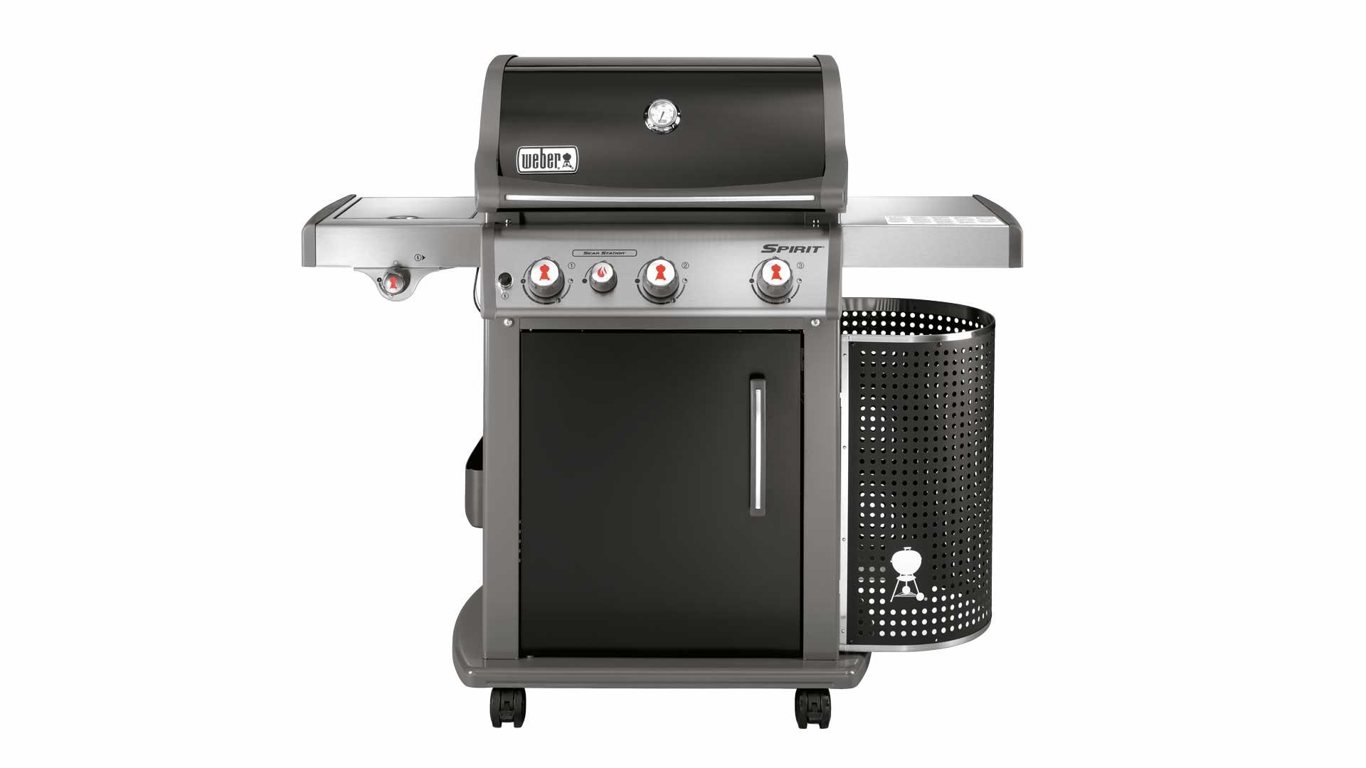 immagine in evidenza della pagina Barbecue Weber Spirit E330 premium GBS