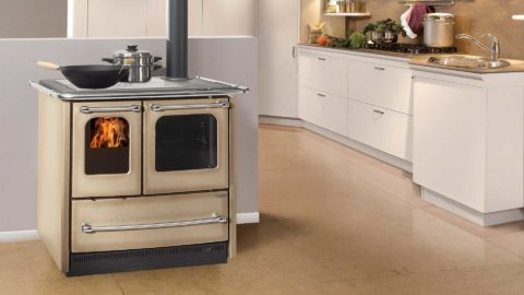 immagine del prodotto Cucina a legna Sovrana Easy