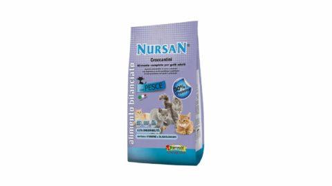 immagine del prodotto Nursan Cat Crocchette pollo