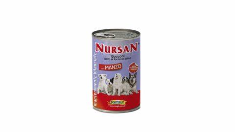 immagine del prodotto Nursan dog bocconi manzo