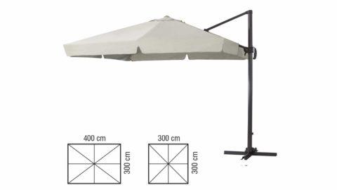 immagine del prodotto Ombrello braccio Deluxe 3X4