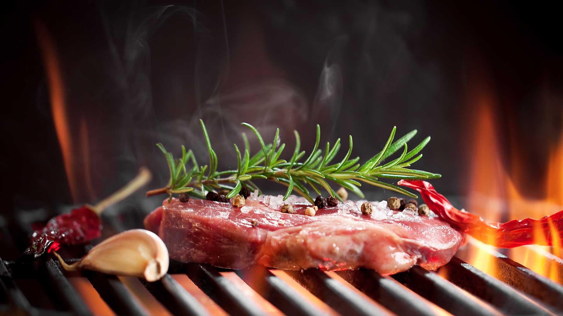 immagine rappresentativa del reparto Barbecue del brico ok corigliano
