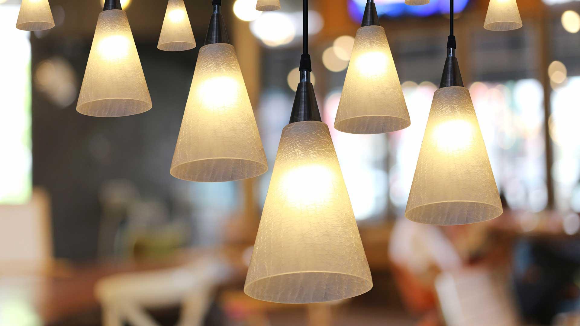 immagine rappresentativa del reparto Elettricità e illuminazione del brico ok corigliano
