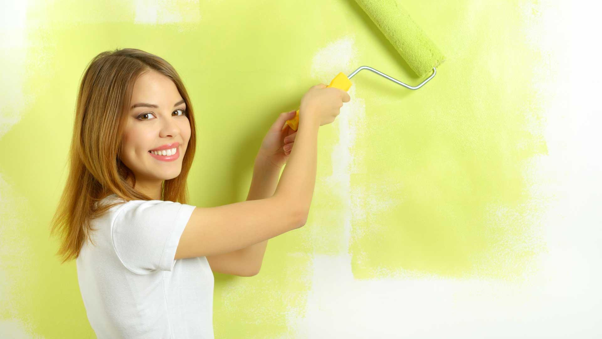 immagine rappresentativa del reparto Vernici e pitturazioni del brico ok corigliano