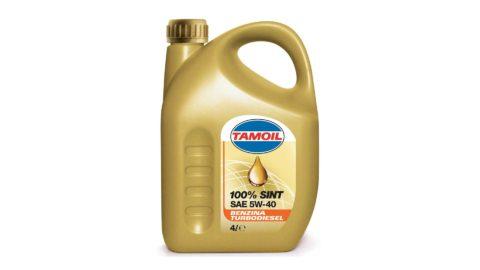 immagine del prodotto Lubrificante Tamoil 100% sint