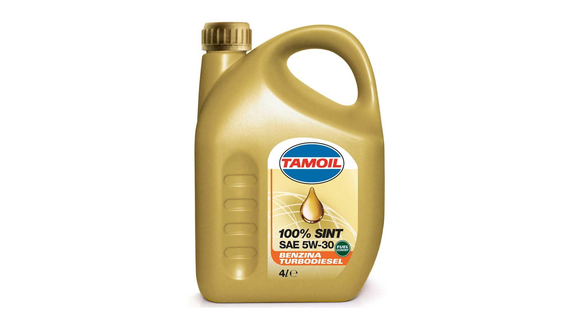 immagine in evidenza della pagina Tamoil 100% sint litri 4