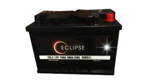 Batteria eclipse 70 L3 per auto