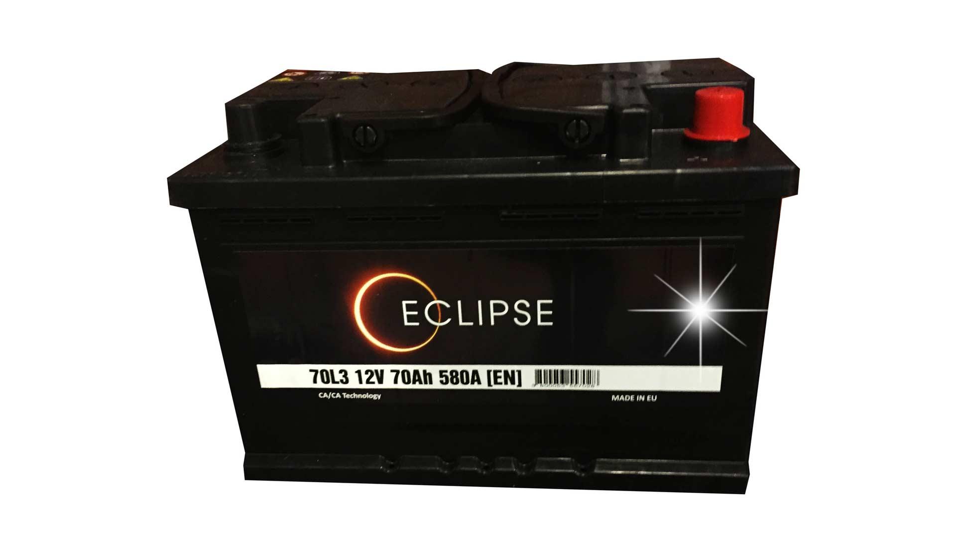 immagine in evidenza della pagina Batteria eclipse 70 L3