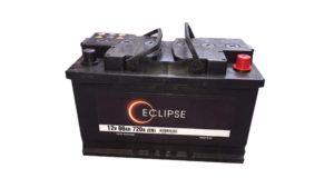 Batteria eclipse 80 L4 per auto