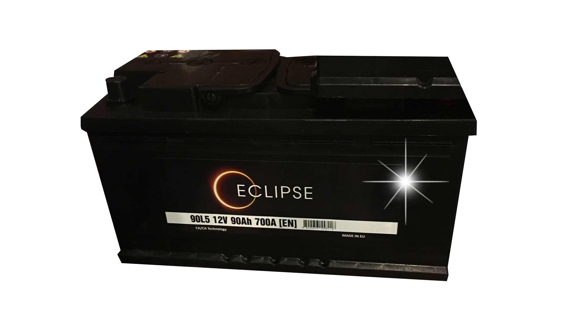 immagine in evidenza della pagina Batteria eclipse 90 L5