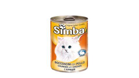 immagine del prodotto Bocconcini con pollo simba