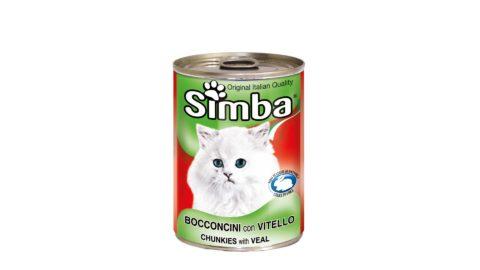 immagine del prodotto Bocconcini con vitello simba
