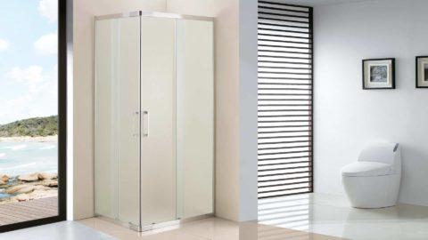 immagine del prodotto Box doccia 70-100 estensibile cromo