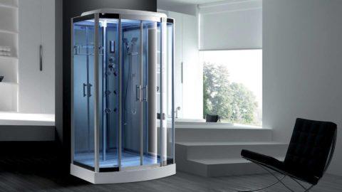 immagine del prodotto Cabina idro multifunzione H-35