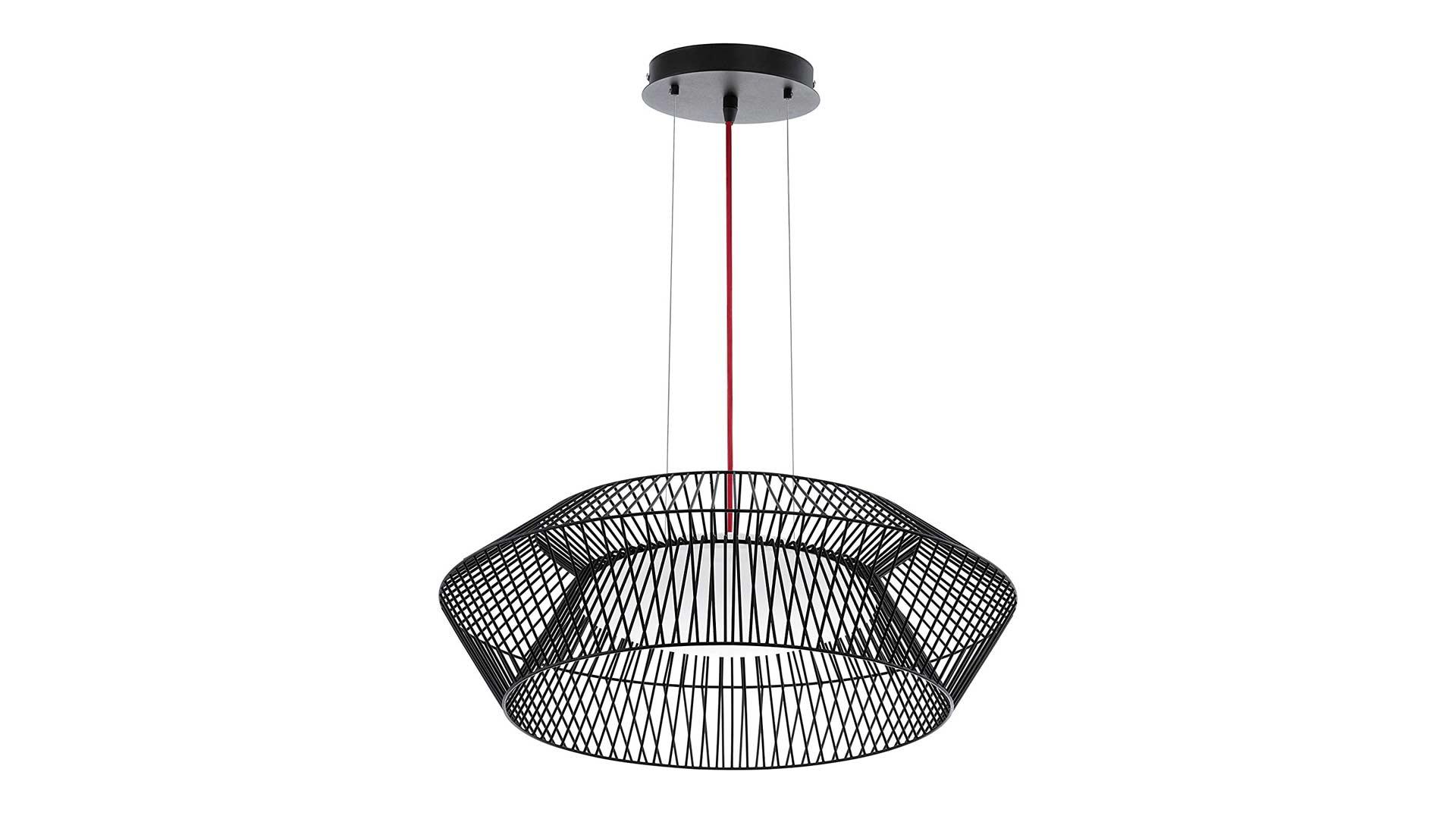 immagine in evidenza della pagina Lampada a soffitto eglo in metallo
