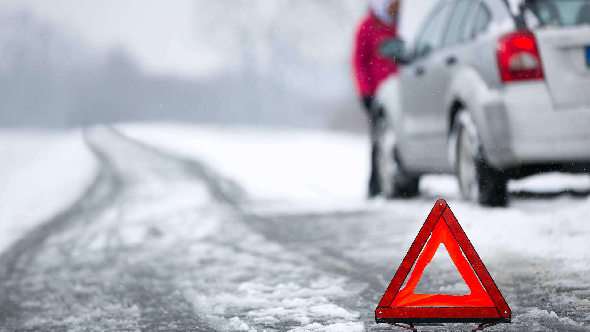 immagine in evidenza della pagina La tua auto è pronta per l'inverno?
