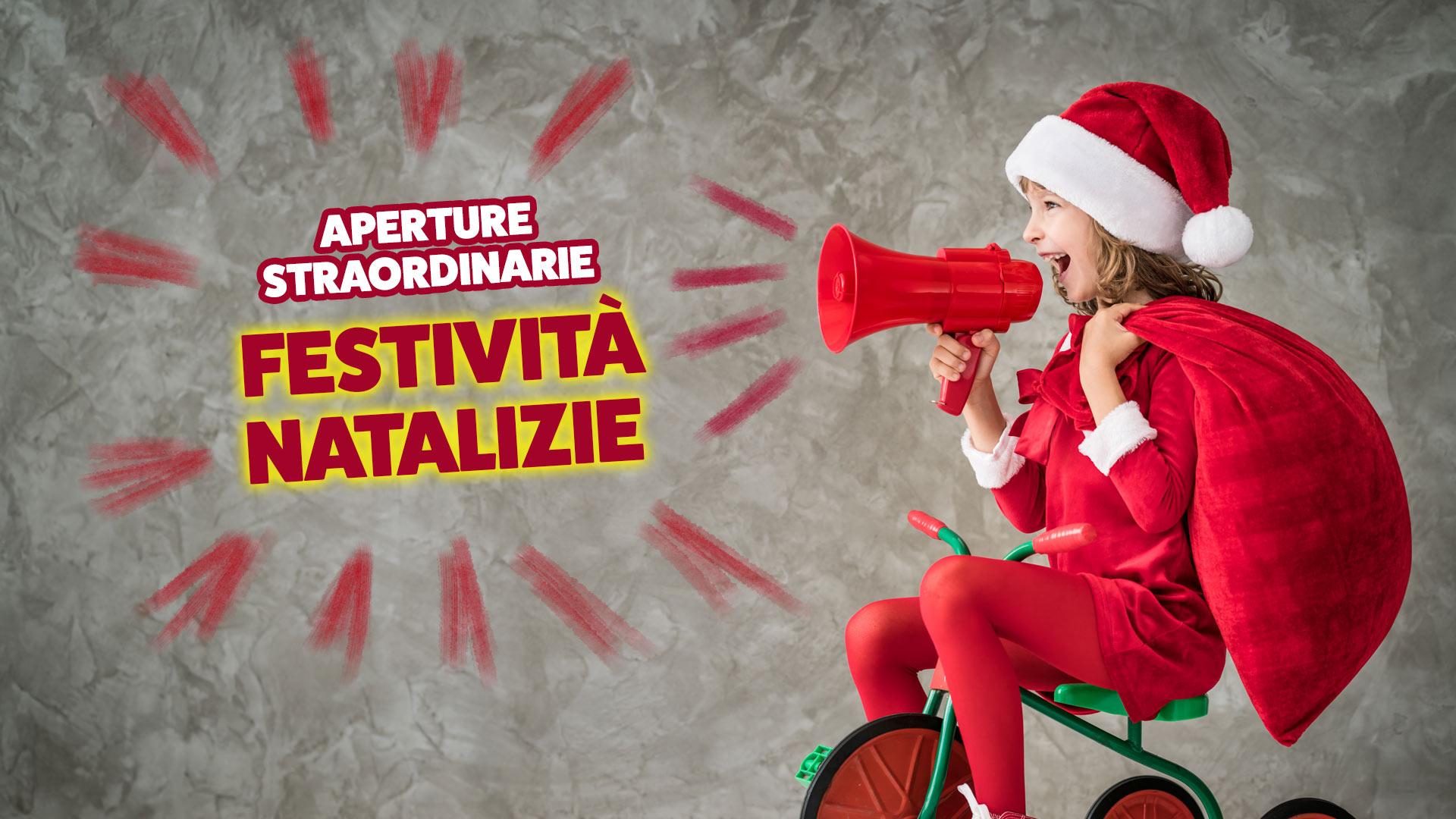 immagine in evidenza della pagina Apertura festività Natalizie Brico OK Corigliano