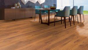 pavimento laminato rovere country effetto legno per interni