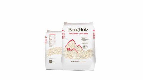 immagine del prodotto Pellet abete BergHolz