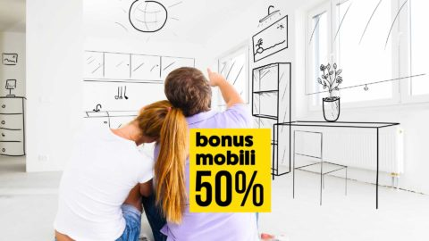 immagine in evidenza della pagina Bonus mobili 2019