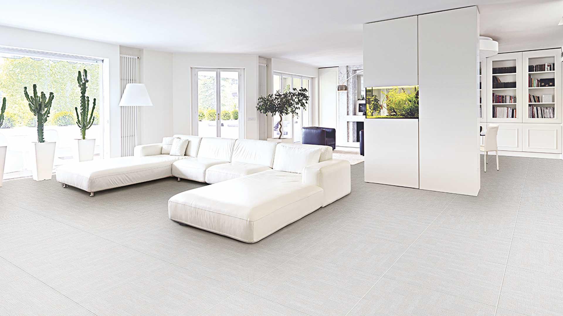 immagine in evidenza della pagina Pavimento gres porcellanato Elegantia White
