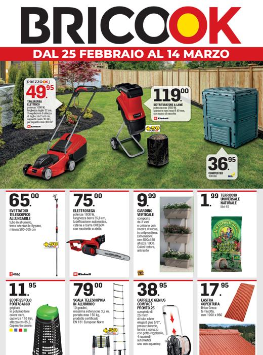 mmagine del volantino delle offerte Volantino offerte Febbraio-Marzo 2021